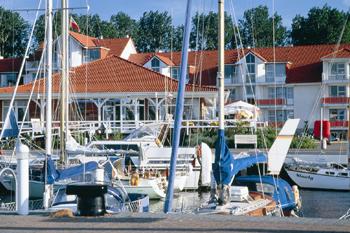 Rosenhof Yachthafen Travemuene